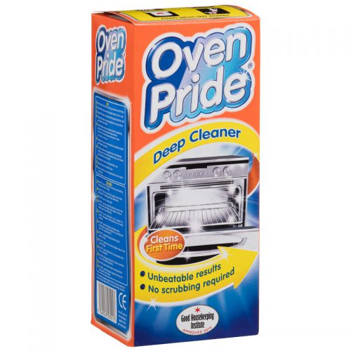 Oven Pride Complete Oven Cleaning Kit