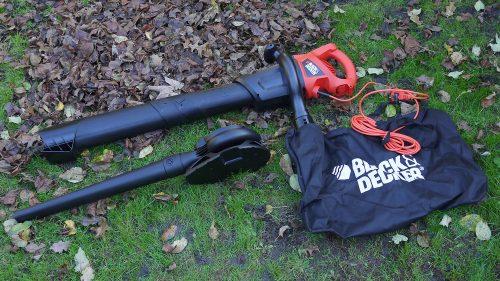 Black & Decker GWC2500-GB Corded Blower Vacuum 2500W