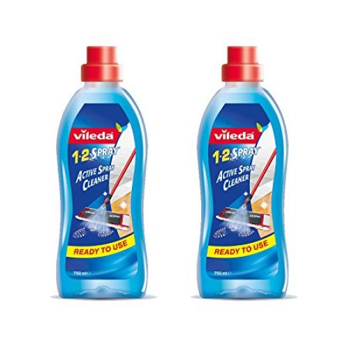 Vileda 1-2 Spray Floor Cleaning Fluid