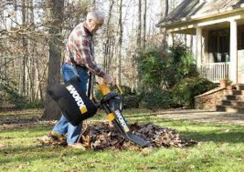 Worx Trivac WG505E Garden Blower, Mulcher and Vacuum