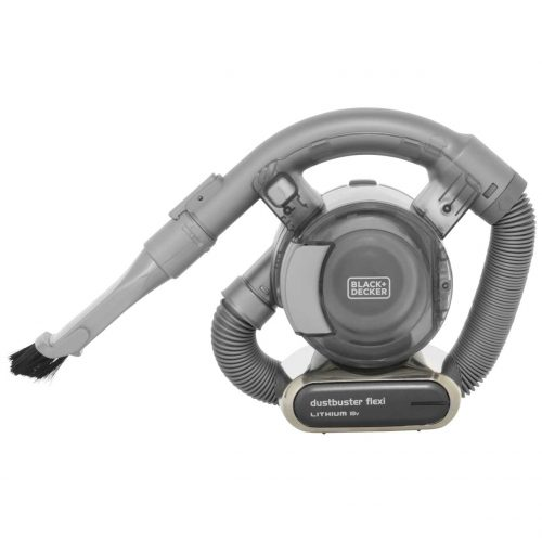 black and decker cordless dust buster