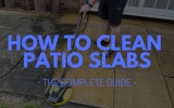 How to Clean Patio Slabs