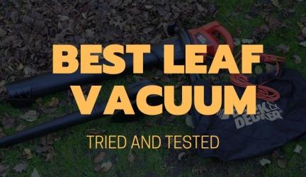 Best Leaf Vacuum